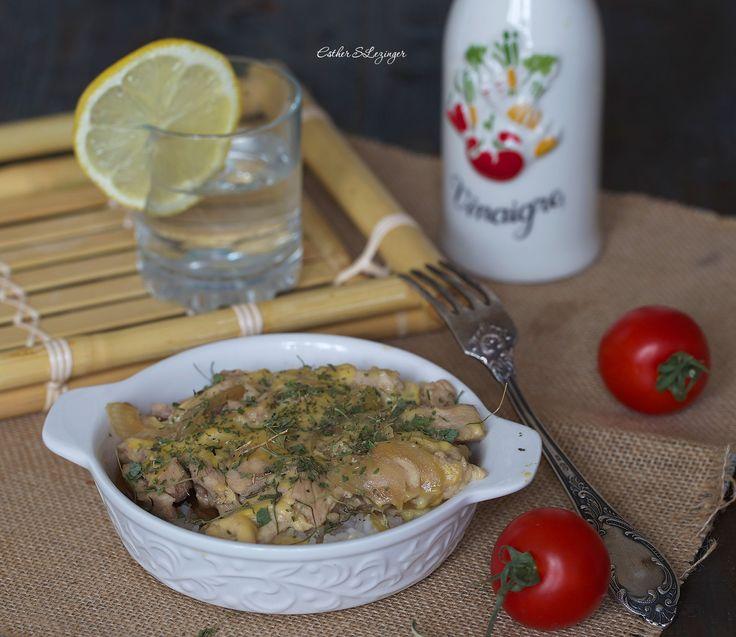 Диетический обед: курица по-японски оякодон   Рецепты правильного питания - Эстер Слезингер