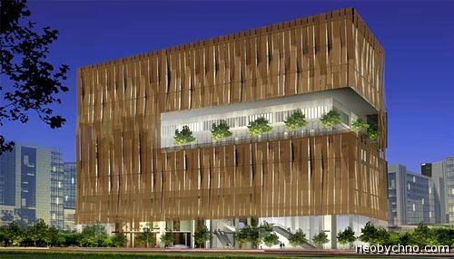 Новая больница в Сингапуре