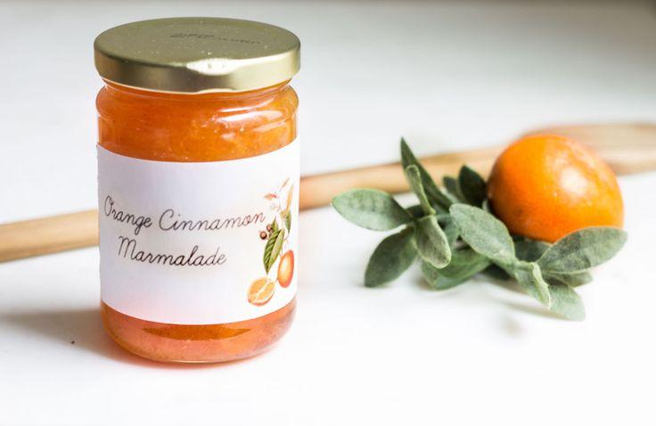 Orange Marmalade (Confiture d