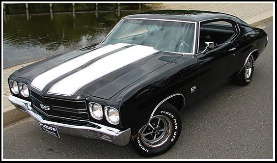 Melanie's #2 Dream Car - 1970 Chevelle SS 454 I would be happier than a bird with a french fry if I could have one of these!