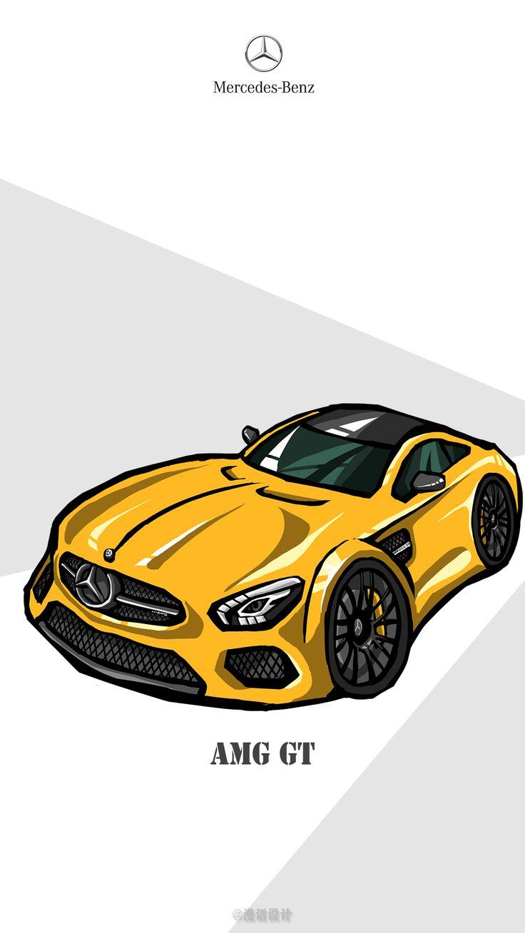 Benz AMG GT