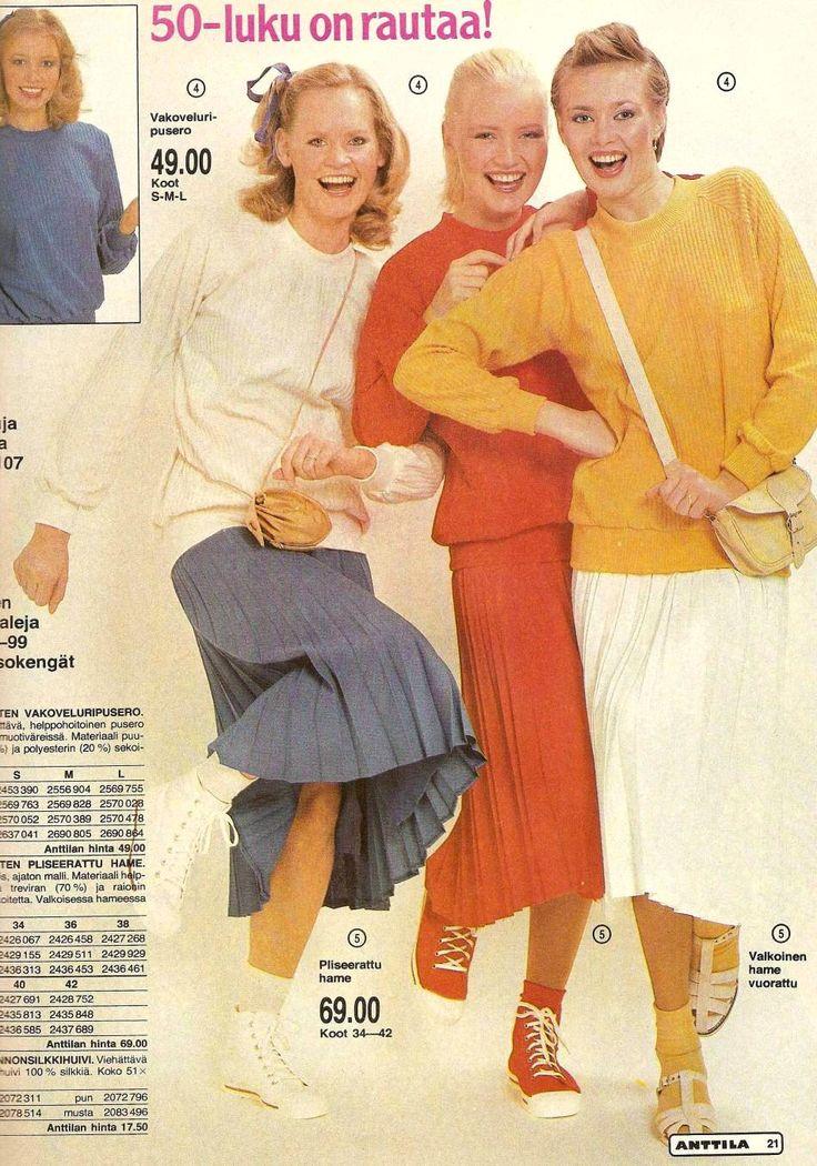 70-luvulta, päivää !: 80-luvun kynnyksellä