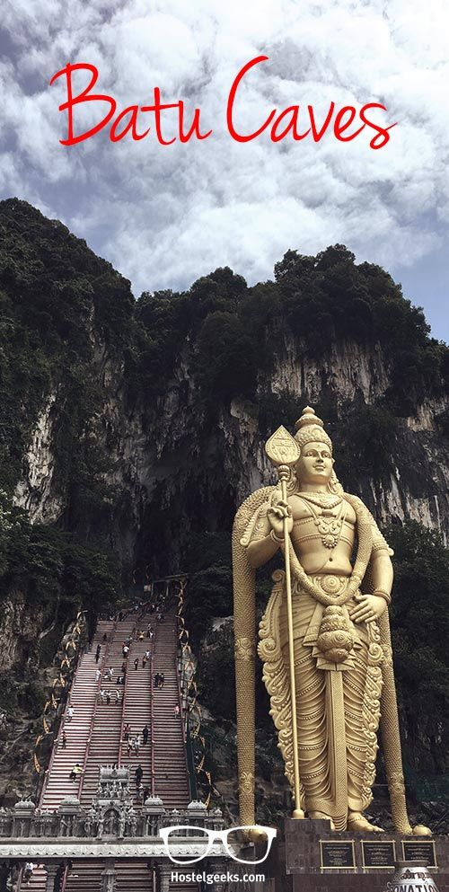 We visited the Batu Caves in Kuala Lumpur, a magnificent thing to do in KL  https://youtu.be/q13uRvkxYmI
