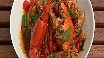 Chilli Crab Recipe - LifeStyle FOOD