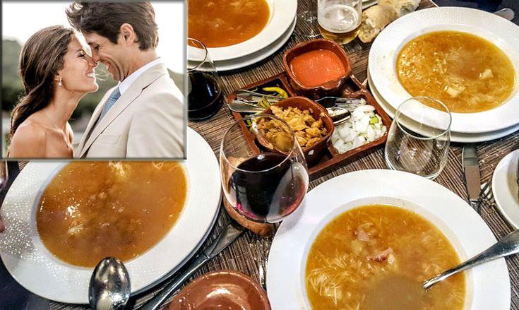Fernando Verdasco y Ana Boyer: así es su cocido madrileño favorito