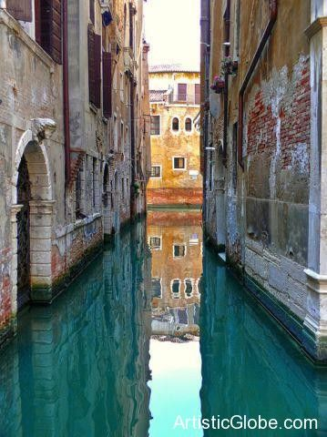 Still Water, Venice, Italy