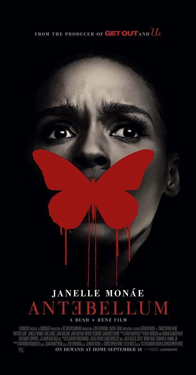 Pin By Yairobi Isabel On Neyner Follow Antebellum Janelle Monae 2020 Movies