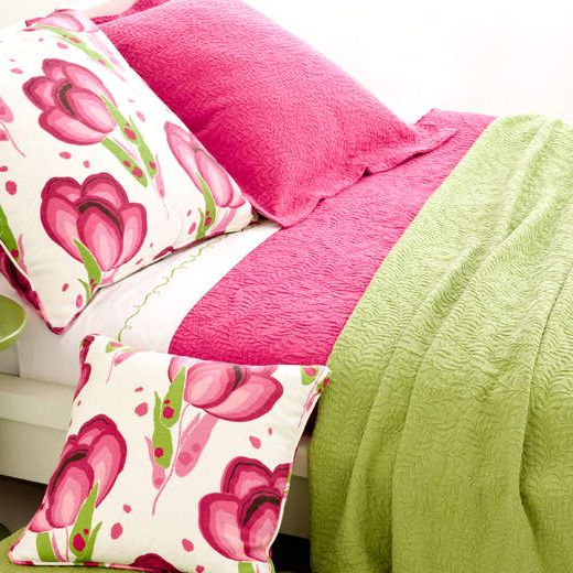 Lime Green And Pink Bedding: Pin On TEEN ROOMS