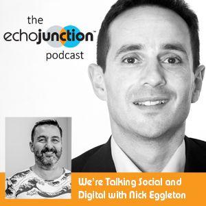 Nick Eggleton talks integrated marketing