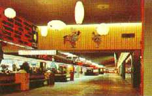 Big Town Mall, Mesquite, Texas.