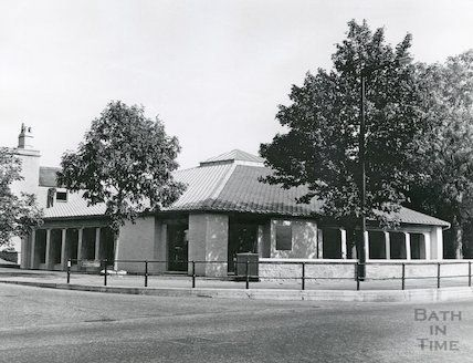 Catholic Church of St. Peter and Paul, Entry Hill, Combe Down 1965