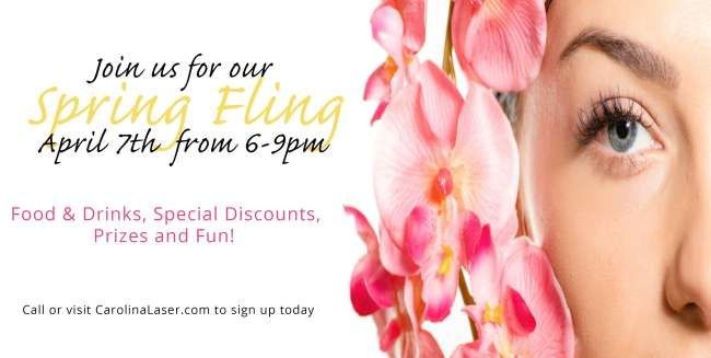 Join us at our Spring fling on April 7th from 6pm-9pm