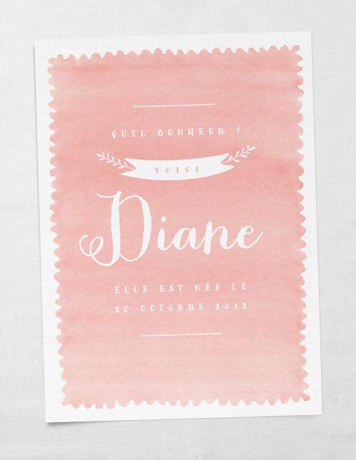birth announcement - www.Dioton.fr