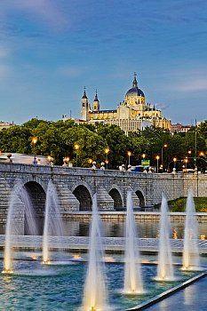 Segovia,  Castilla Leon, Spain