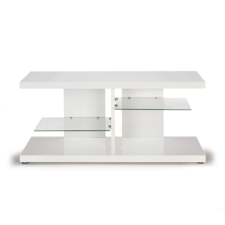meuble tl vido design blanc blanc dita les meubles tl les meubles - Mini Meuble Tv Alinea
