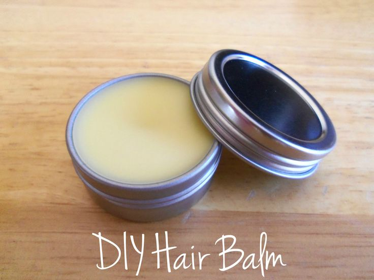 How To Make Your Own DIY Hair Balm  Read the article here - http://www.blackhairinformation.com/hair-care-2/hair-treatments-and-recipes/other-treatments/how-to-make-your-own-diy-hair-balm/