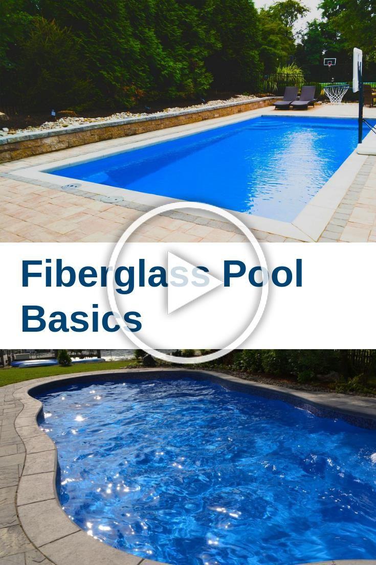 What Is A Fiberglass Pool Well Tell You What A Fiberglass Pool Is Show You How Its Made And Give You The Full Li In 2020 Schwimmbäder Hinterhof Pool Häuser Mit Pool