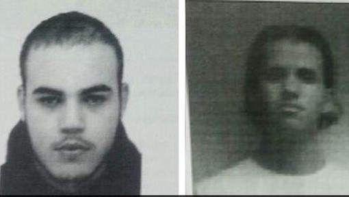 Er zijn nog 2 mannen op de vlucht, dat blijkt uit een opsporingsbericht in de Spaanse media. De 2 gezochten zijn A. Haddad (21) en Z. Koullis (18). Ze zijn op de vlucht geslagen toen ze hoorden dat de politie binnengevallen was in het appartement van de cel in Verviers.   SOCIAAL (België)