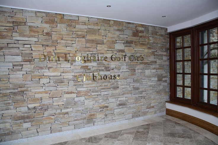 Internal Natural Stone - Donegal Quartzite  www.mcmonaglestone.com