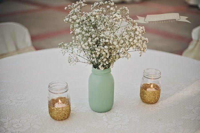 Brett and Chelsea | Wedding | Newport Beach LDS Temple | Mint and Gold Wedding