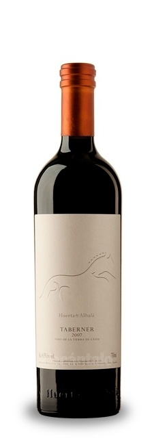 Taberner 2007, Spanish Red Wine Cadiz at decantalo.com