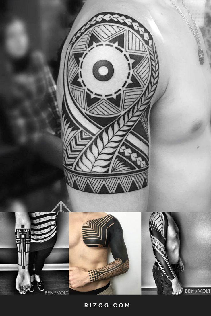 Tatuaje En El Brazo Para Hombres 2019 Significado Diseños