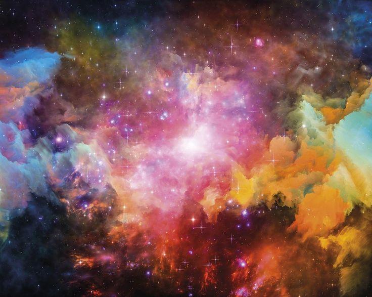 Galaxy Stars 3m x 2.4m Wallpaper Wall Mural
