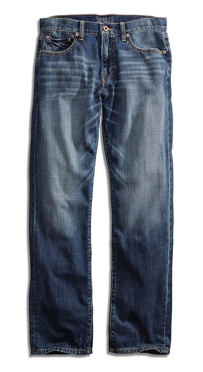 Lucky Brand 221 Original Straight Mens Straight Jeans - Chrysolite