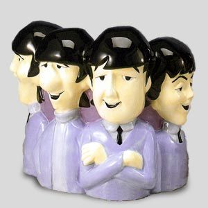 Cookie Jars Collectibles | beatles cookie jar new from vandor a great cookie jar modeled after ...