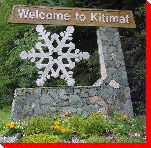 Snowflake - Kitimat, British Columbia