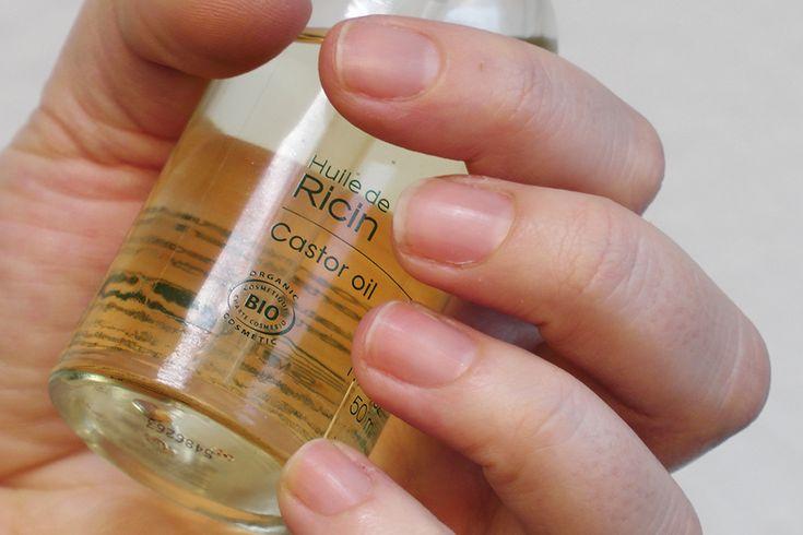 comment faire pousser ses ongles, huile de ricin