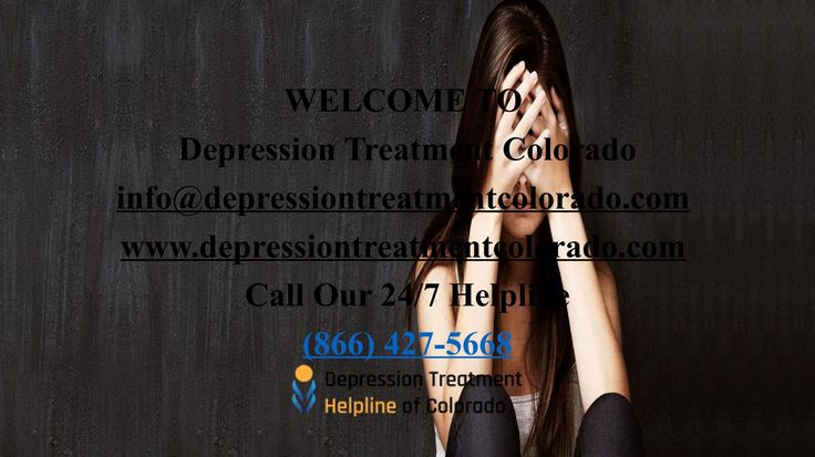 An effective treatment at a certified depression treatment clinic in Colorado combines antidepressants along with psychotherapies. At the Colorado Depression Helpline, our trained counselors can help you get customized recovery programs at the best depression treatment centers in Colorado.