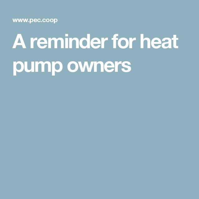 Heat pump troubleshooting 3 common problems and solutions autos post - Common central heating problems ...