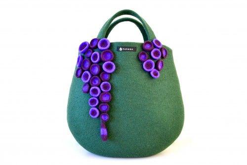 Felt art works Atsuko Sasaki - Gallery > bags
