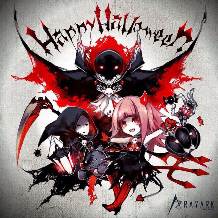 Anime Sexy Halloween