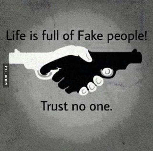 Fiducia me non
