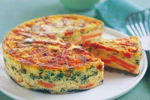 TutiReceptek és hasznos cikkek oldala: Zöldséges tojásos finomság – ínyenc falatok, ezt m...