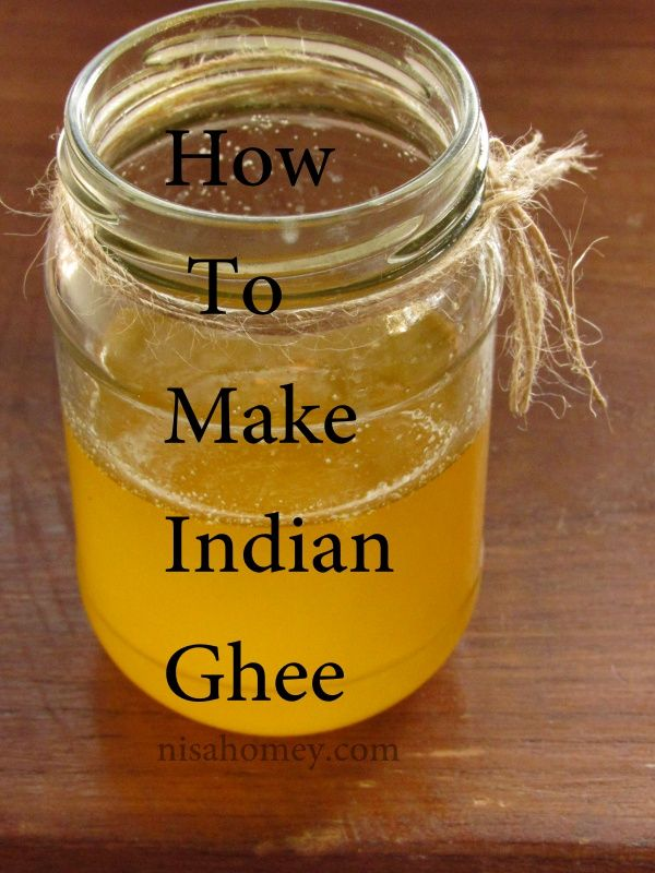 How To Make Indian Desi Ghee At Home For Weight Loss - The Traditional Way | Cooking Is Easy