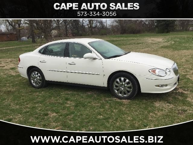 Used 2008 Buick LaCrosse CX for Sale in St Louis MO 63101 Cape Auto Sales