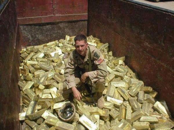 Война - это хорошо? Золото, Нефть и Наркотики. Они доверяют богу. | Блог Лариса Иванова | КОНТ