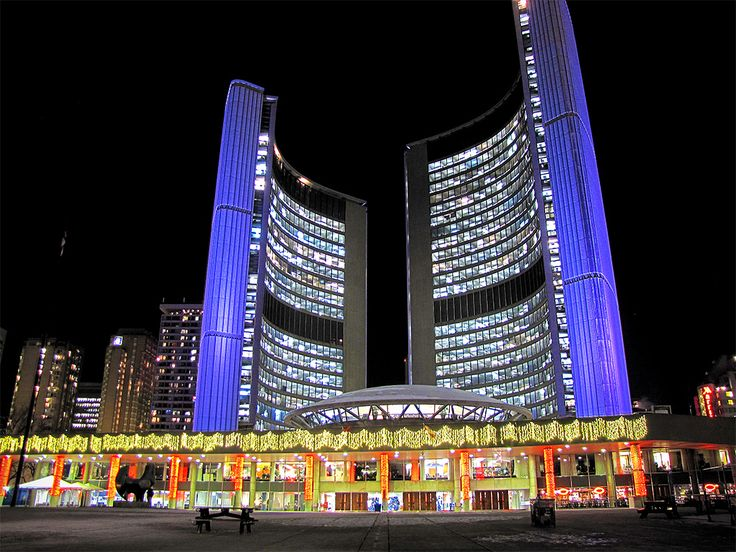 Toronto City Hall - Google zoeken