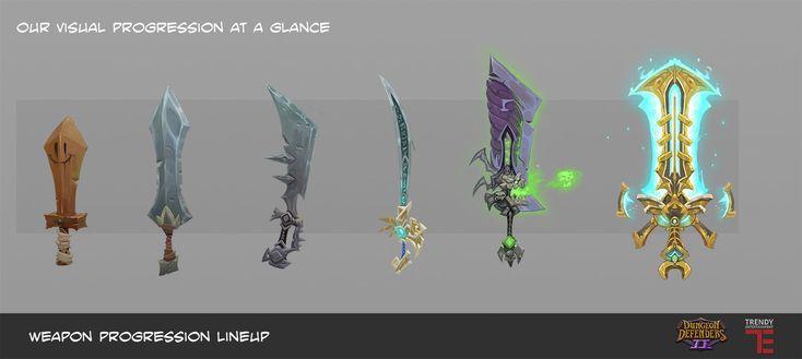 ArtStation - Dungeon Defenders Enviro/Prop Concept Dump, Danny Araya