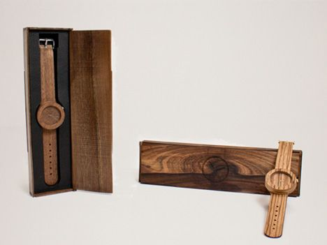 Wood for Your Wrist - Core77