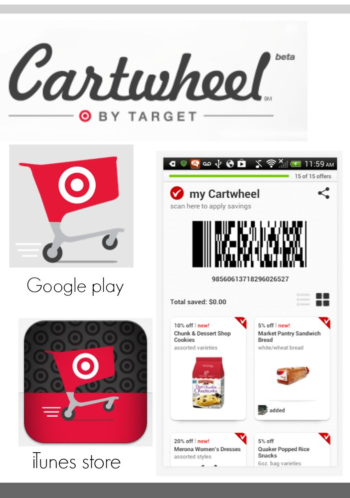 Target digital coupons