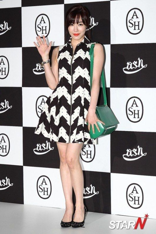 [130802] Tiffany at ASH 2013 AW Collection Event