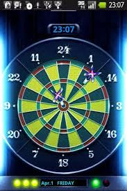 darts calculator launcher icons/app icons like the effect going around the edges