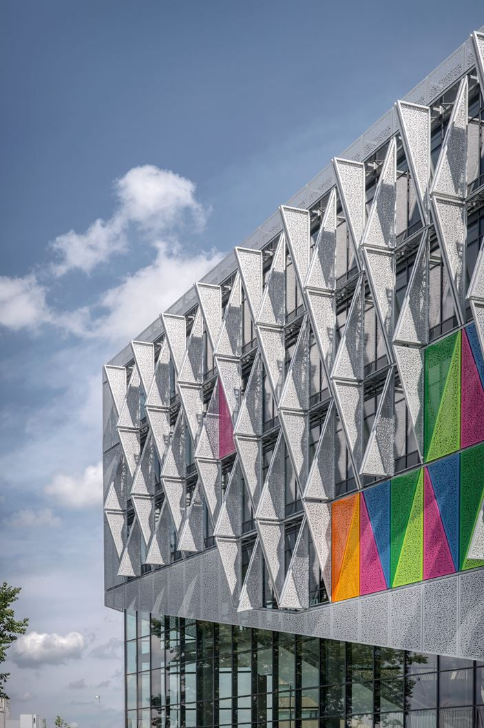 Kolding Campus, University Of Southern Denmark - Picture gallery