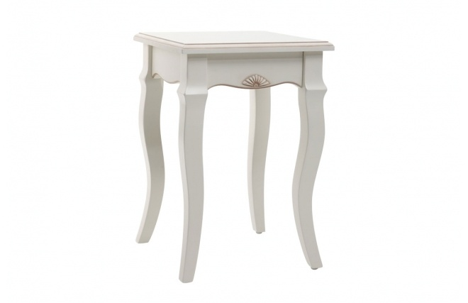 17 best images about style romantique on pinterest baroque florence and sons - Tabouret baroque blanc ...
