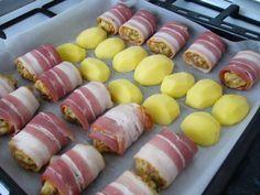 Fasírt másképpen!  Hozzávalók:  • 40 dkg darált hús, • 2 áztatott zsemle, • 1 tojás, • 10 dkg. reszelt sajt, • 1 gerezd fokhagyma, •…