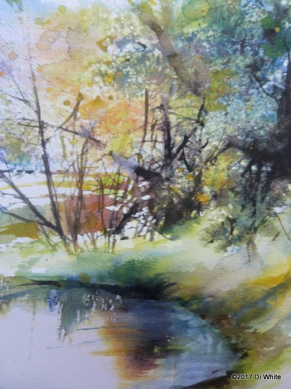 Delighted to say that I've sold 2 paintings from the portfolio (unframed works) at the SASA Merit Exhibition at Kirstenbosch Gardens. The exhibition runs until Tuesday 7th February, so there&…